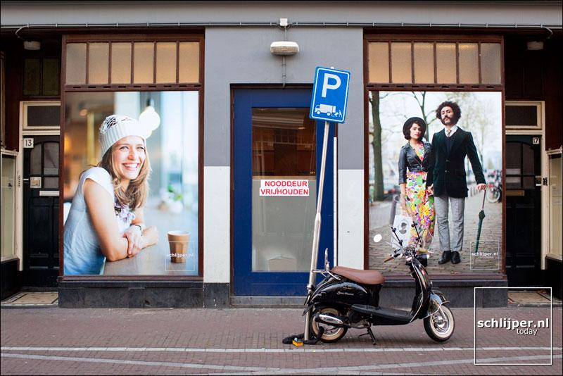 Nederland, Amsterdam, 8 november 2011