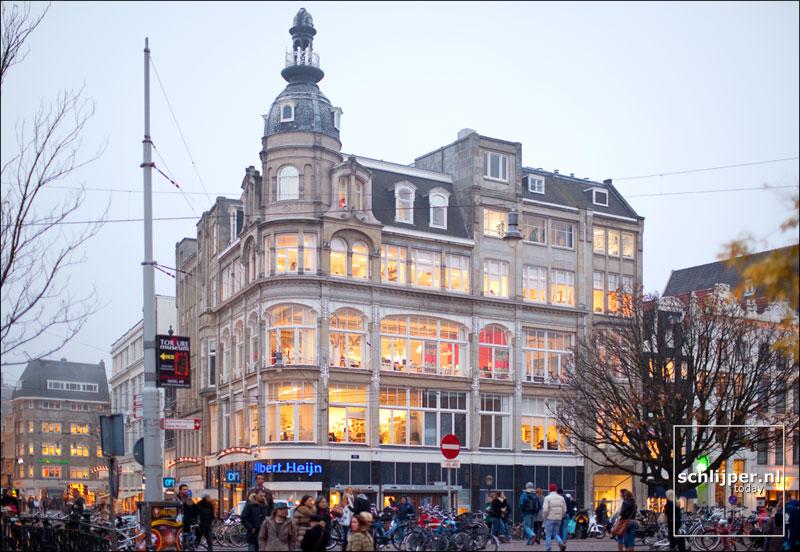 Nederland, Amsterdam, 10 november 2011