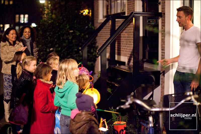 Nederland, Amsterdam, 11 november 2011