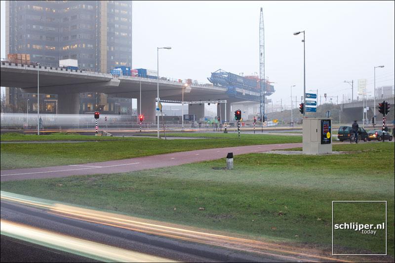 Nederland, Amsterdam, 17 november 2011