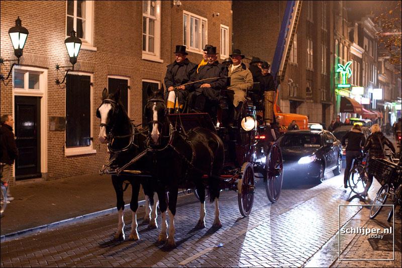 Nederland, Amsterdam, 18 november 2011