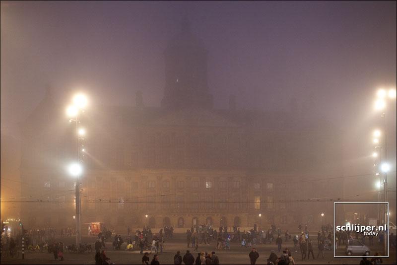 Nederland, Amsterdam, 21 november 2011