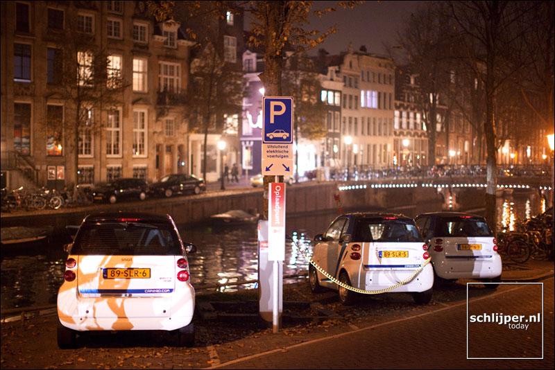 Nederland, Amsterdam, 22 november 2011