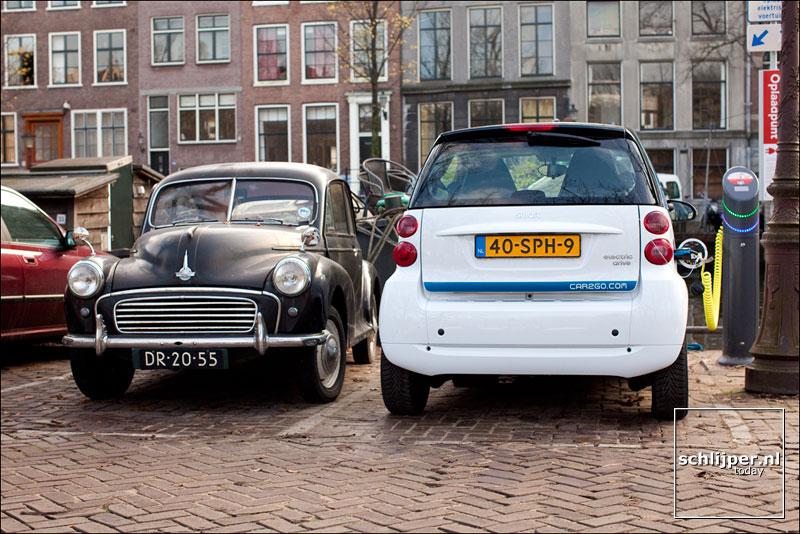 Nederland, Amsterdam, 24 november 2011