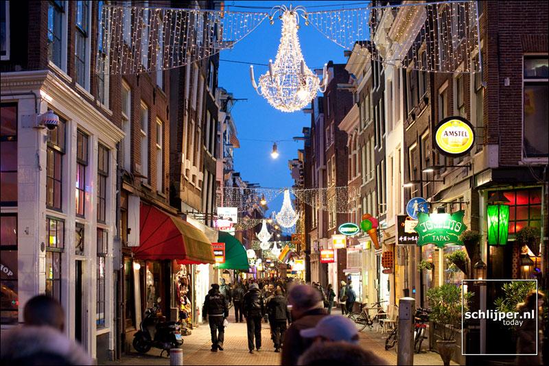 Nederland, Amsterdam, 25 november 2011