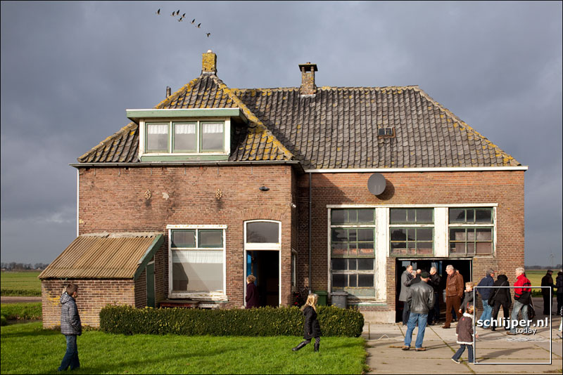 Nederland, Oosthuizen, 26 november 2011