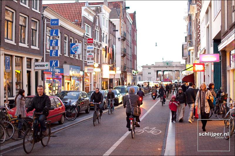 Nederland, Amsterdam, 30 november 2011