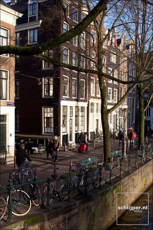 Nederland, Amsterdam, 3 december 2011