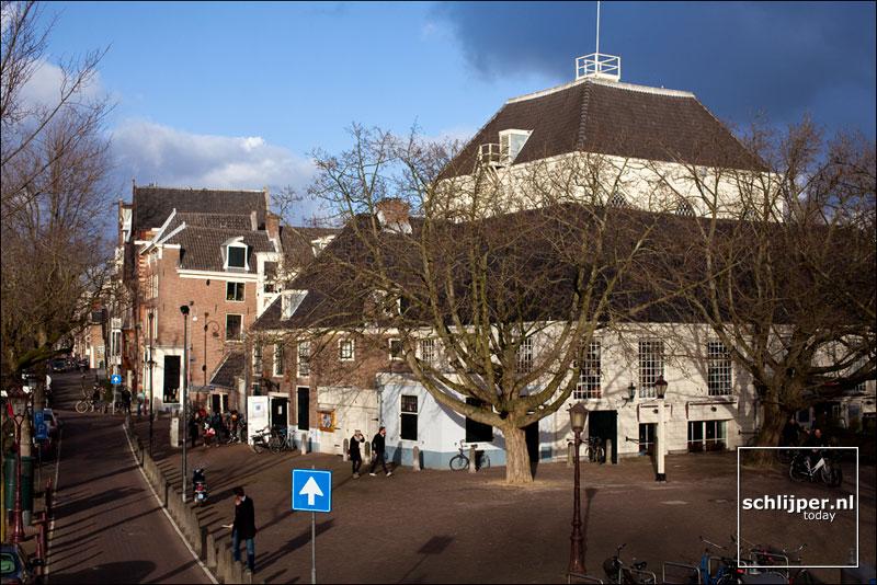 Nederland, Amsterdam, 9 december 2011