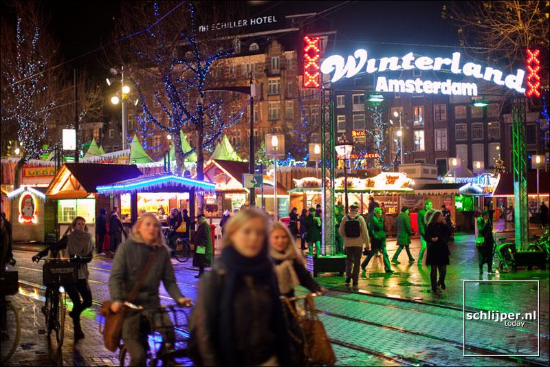 Nederland, Amsterdam, 15 december 2011