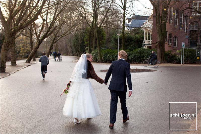 Nederland, Amsterdam, 17 december 2011