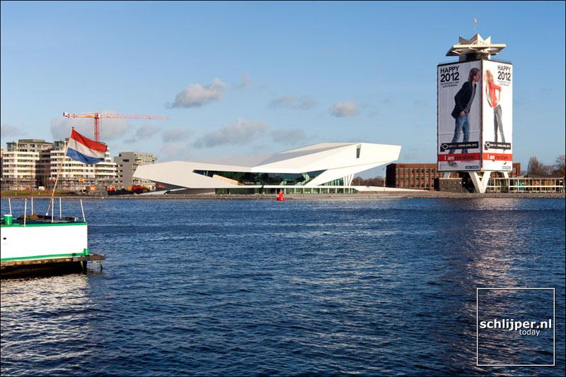 Nederland, Amsterdam, 24 december 2011