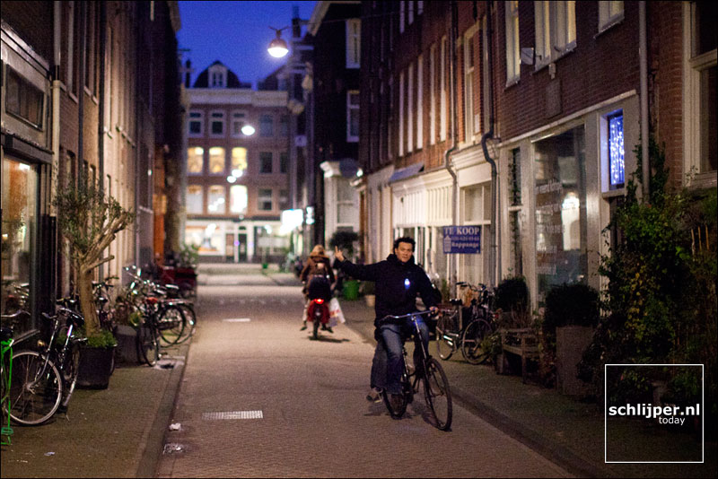Nederland, Amsterdam, 4 januari 2012