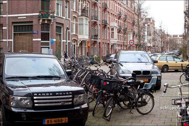 Nederland, Amsterdam, 8 januari 2012