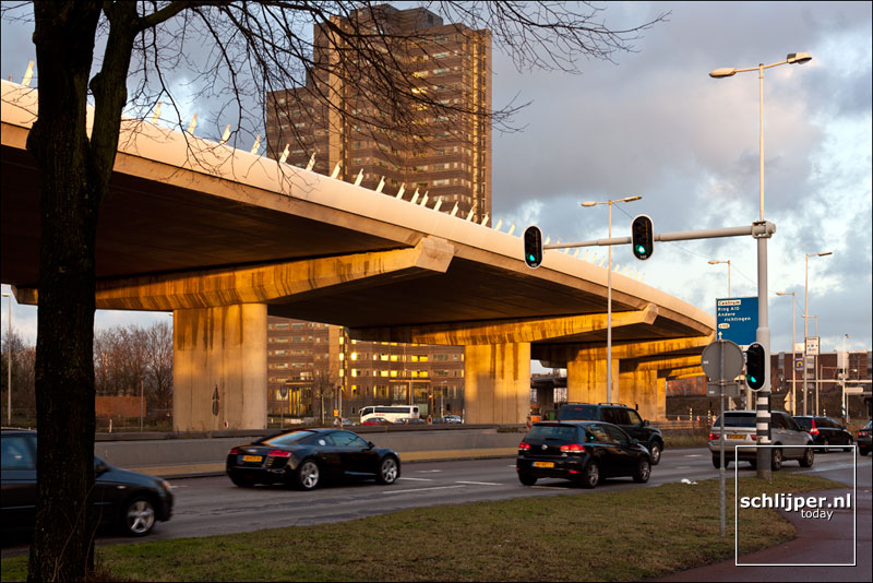 Nederland, Amsterdam, 19 januari 2012
