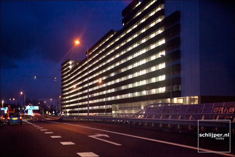 Nederland, Amsterdam, 20 januari 2012