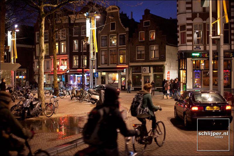 Nederland, Amsterdam, 22 januari 2012