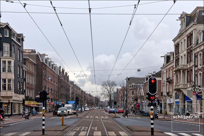 Nederland, Amsterdam, 24 januari 2012