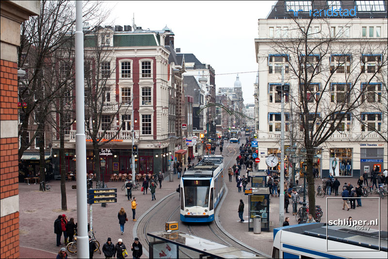 Nederland, Amsterdam, 25 januari 2012