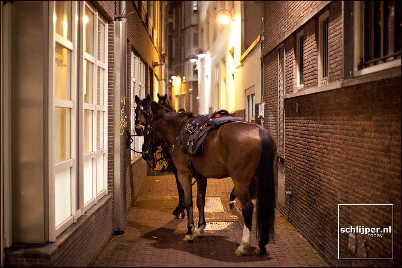 Nederland, Amsterdam, 27 januari 2012