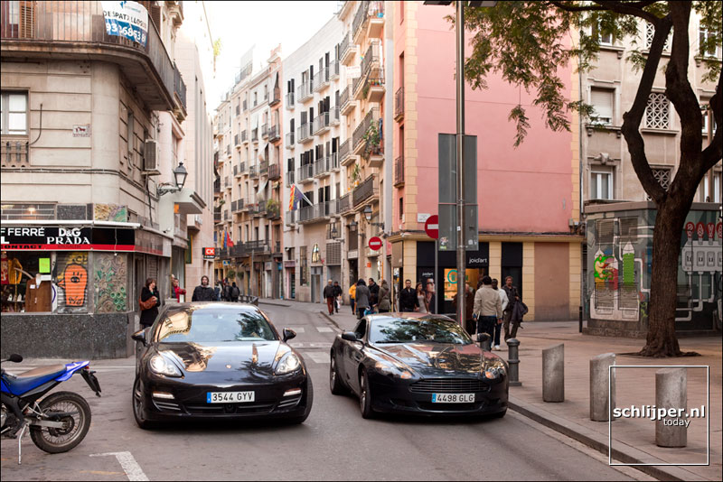 Spanje, Barcelona, 31 januari 2012