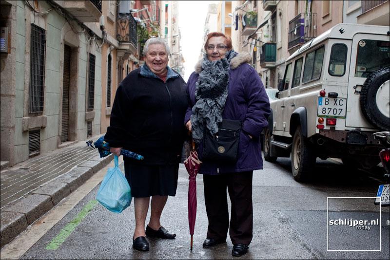 Spanje, Barcelona, 1 februari 2012