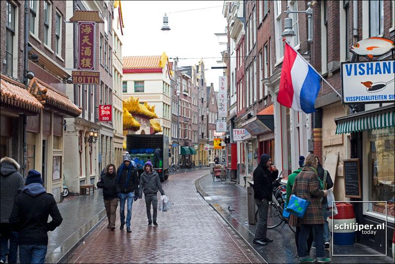 Nederland, Amsterdam, 15 februari 2012