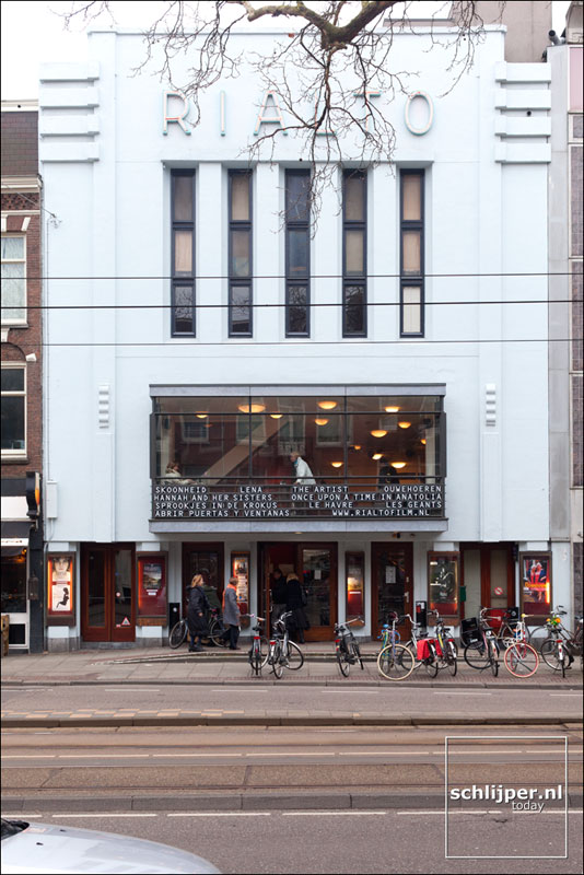 Nederland, Amsterdam, 27 februari 2012