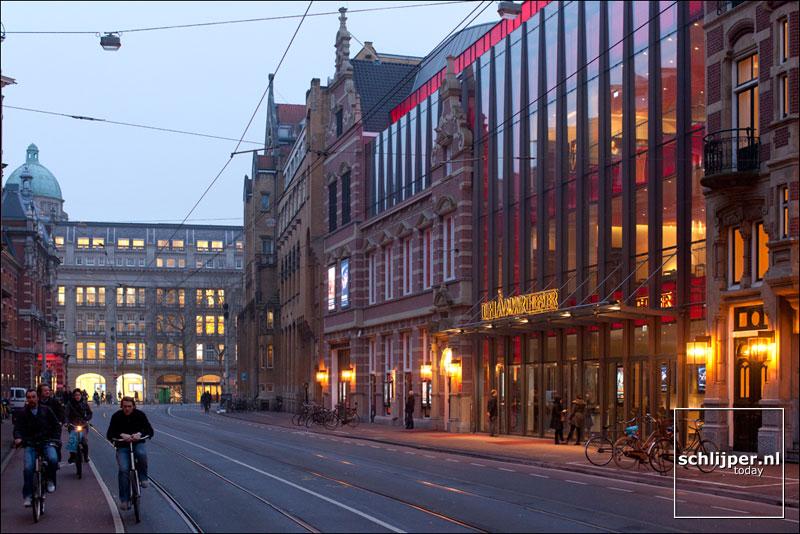 Nederland, Amsterdam, 1 maart 2012