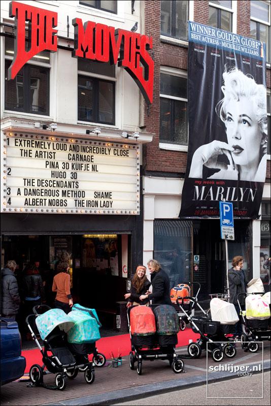 Nederland, Amsterdam, 9 maart 2012