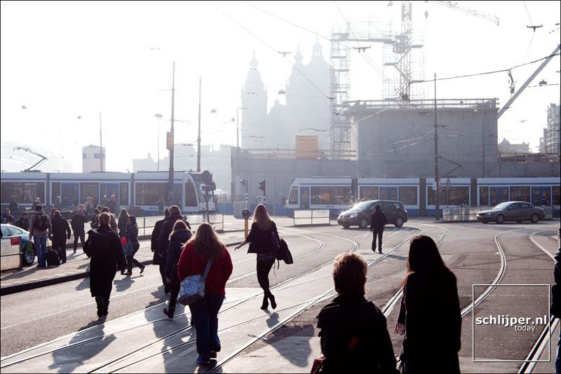 Nederland, Amsterdam, 22 maart 2012