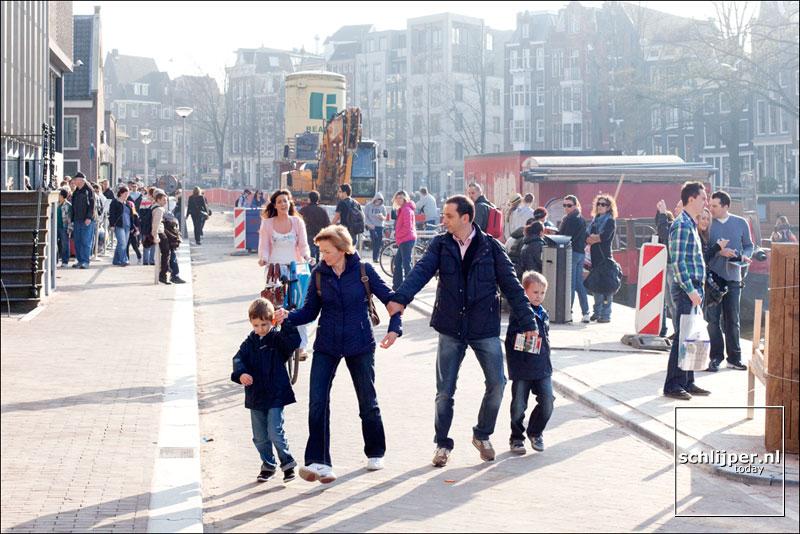 Nederland, Amsterdam, 23 maart 2012