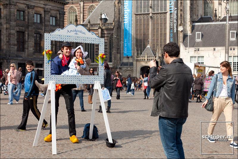 Nederland, Amsterdam, 24 maart 2012