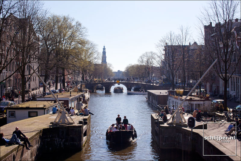 Nederland, Amsterdam, 25 maart 2012