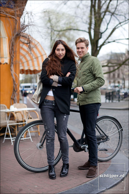 Nederland, Amsterdam, 31 maart 2012