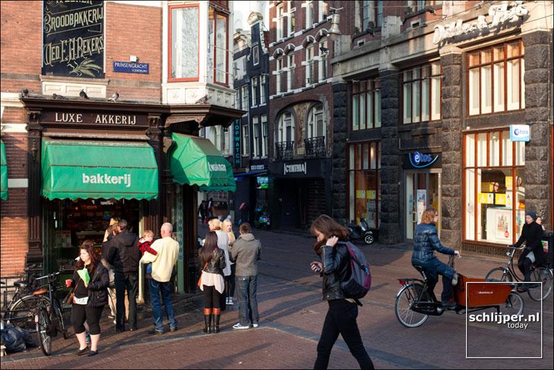 Nederland, Amsterdam, 3 april 2012