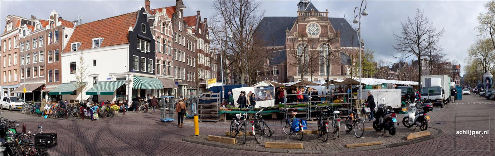 Nederland, Amsterdam, 7 april 2012