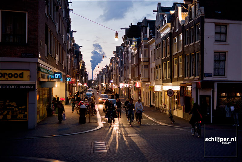 Nederland, Amsterdam, 12 april 2012