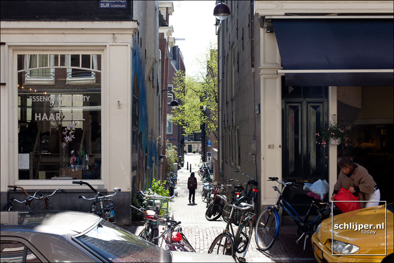 Nederland, Amsterdam, 26 april 2012
