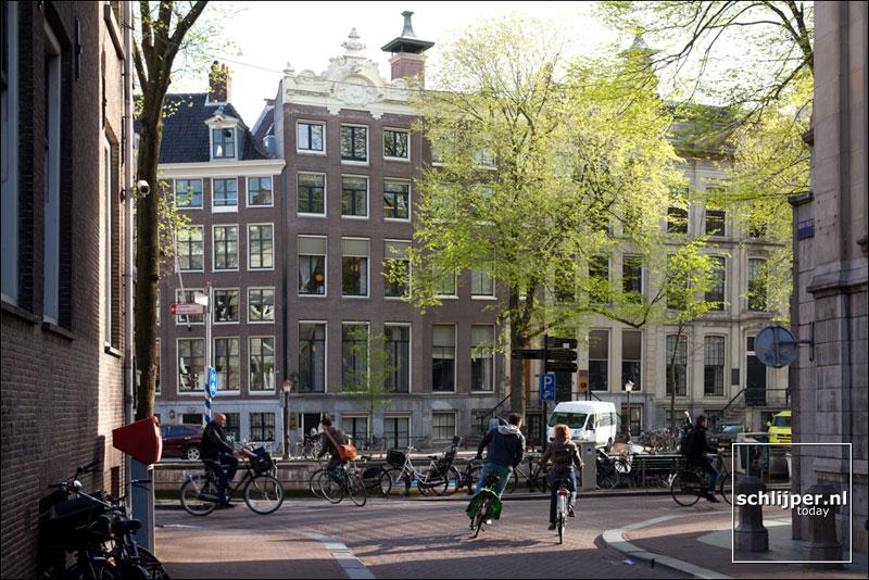 Nederland, Amsterdam, 27 april 2012