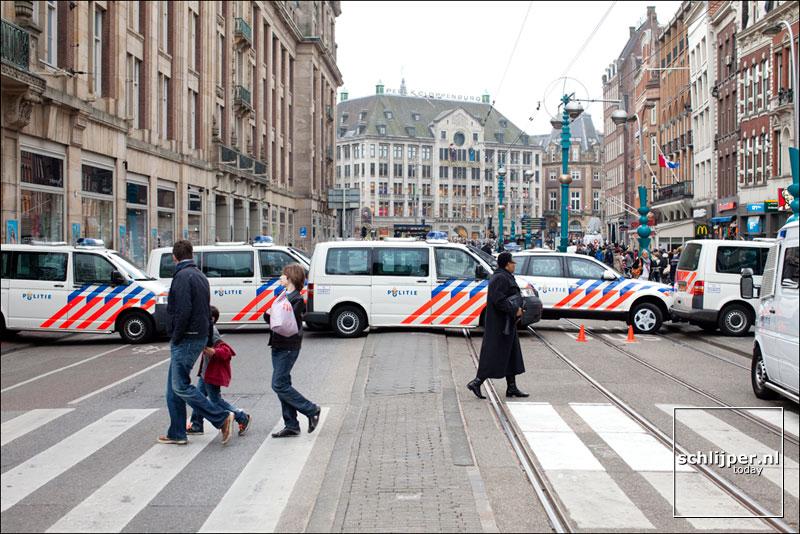 Nederland, Amsterdam, 4 mei 2012