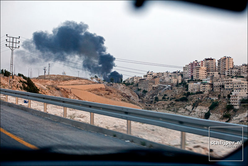 Israel, Jahalin, 27 mei 2012