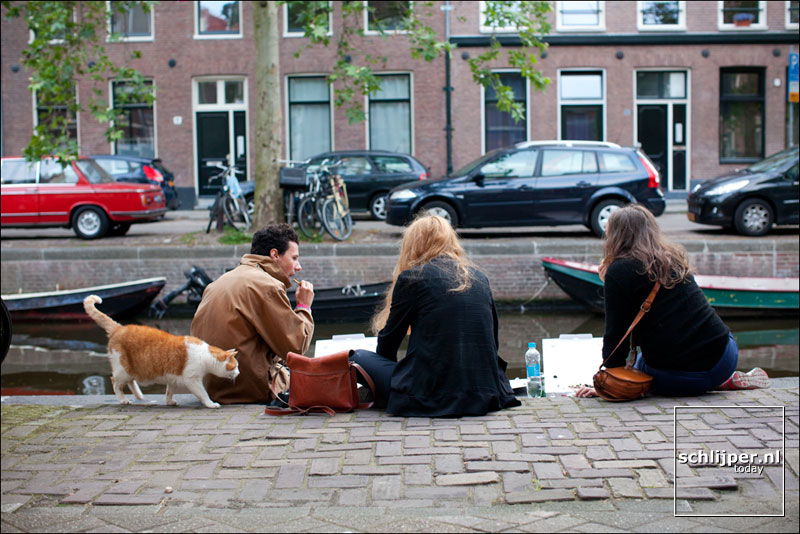 Nederland, Amsterdam, 14 juni 2012