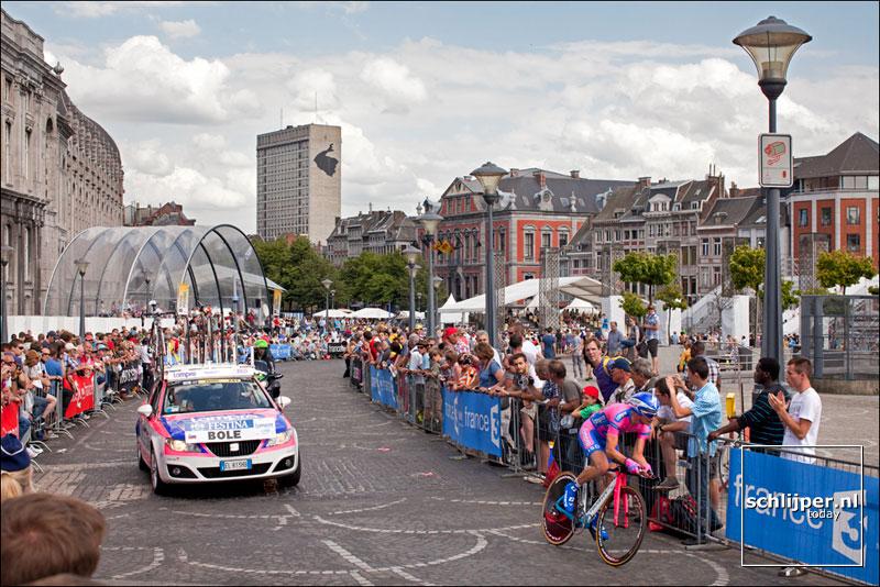 Belgie, Luik, 30 juni 2012