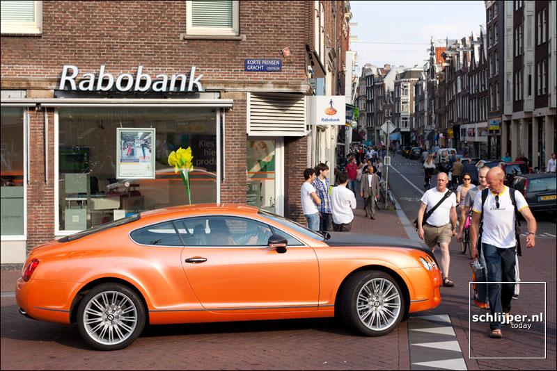 Nederland, Amsterdam, 5 juli 2012