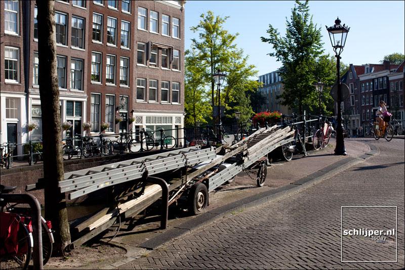 Nederland, Amsterdam, 12 augustus 2012