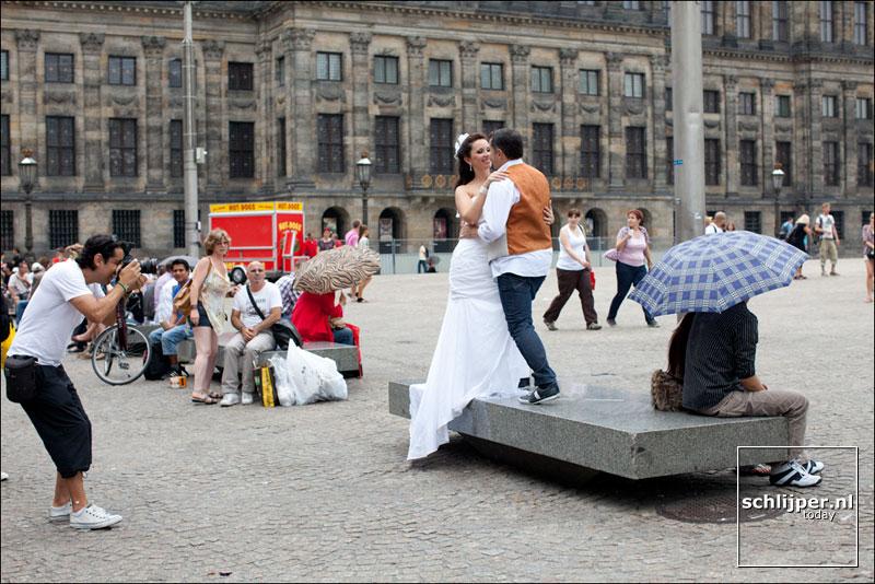 Nederland, Amsterdam, 15 augustus 2012