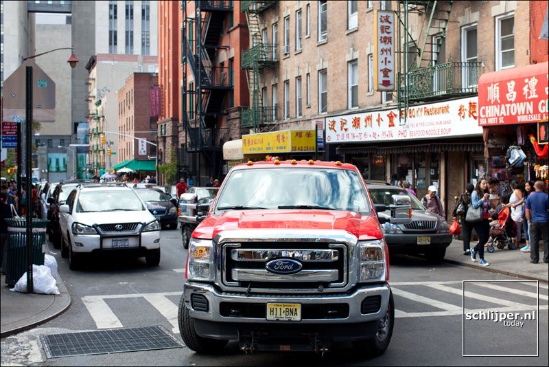 Verenigde Staten van Amerika, New York, 16 september 2012