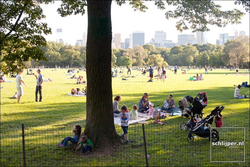 Verenigde Staten van Amerika, New York, 23 september 2012