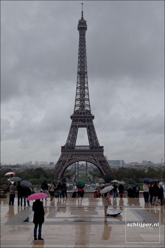 Frankrijk, Parijs, 14 oktober 2012